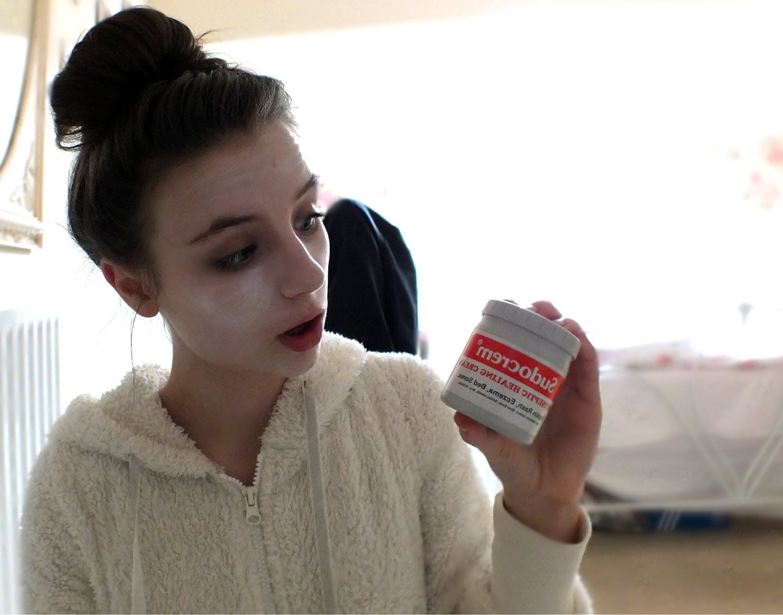 how to use sudocrem on acne